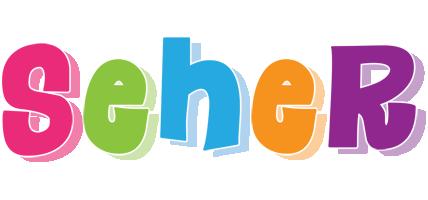 Seher friday logo