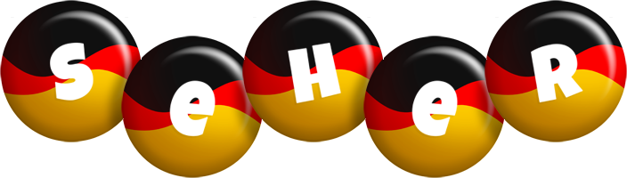 Seher german logo