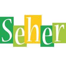 Seher lemonade logo
