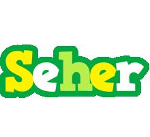 Seher soccer logo