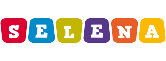 Selena daycare logo