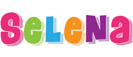 Selena friday logo