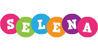 Selena friends logo