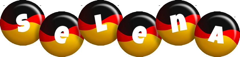 Selena german logo