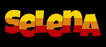 Selena jungle logo