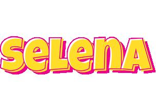 Selena kaboom logo
