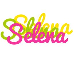 Selena sweets logo