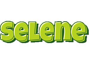 Selene summer logo