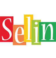 Selin colors logo
