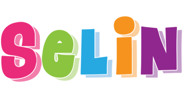 Selin friday logo