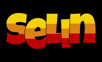 Selin jungle logo