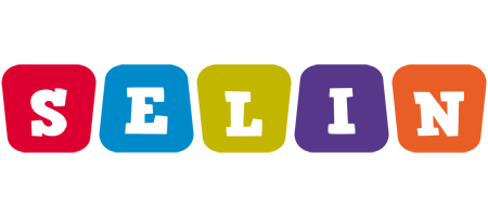 Selin kiddo logo