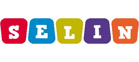 Selin kiddo logo