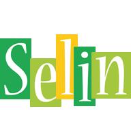 Selin lemonade logo