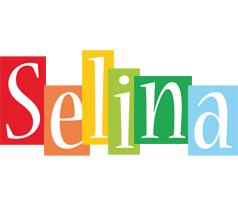 Selina colors logo