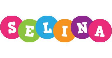 Selina friends logo
