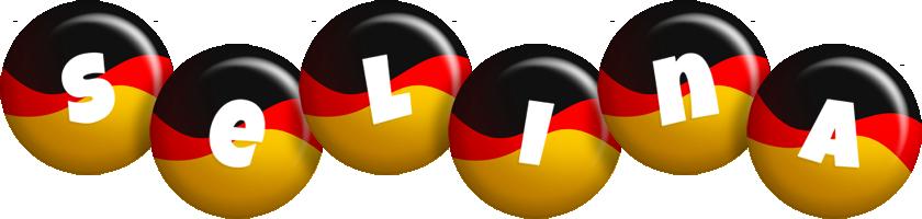 Selina german logo