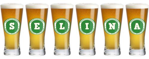 Selina lager logo