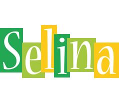 Selina lemonade logo