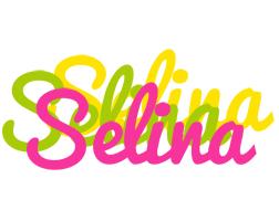 Selina sweets logo