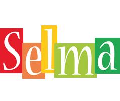Selma colors logo