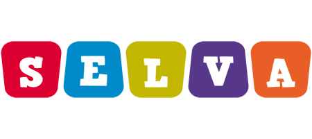 Selva daycare logo