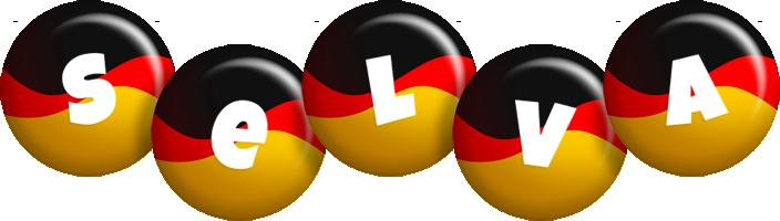 Selva german logo