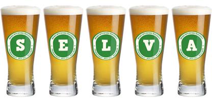 Selva lager logo