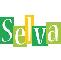 Selva lemonade logo