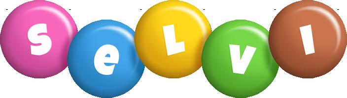Selvi candy logo