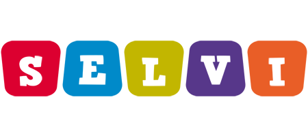 Selvi kiddo logo