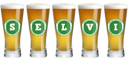 Selvi lager logo