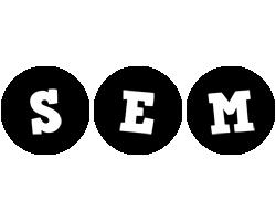 Sem tools logo