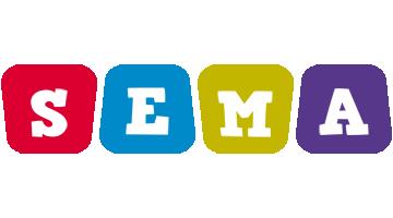 Sema daycare logo