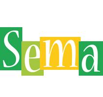 Sema lemonade logo