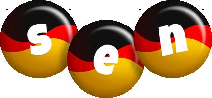 Sen german logo