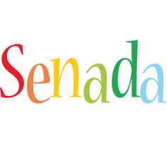 Senada birthday logo