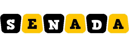 Senada boots logo