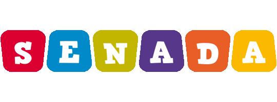 Senada daycare logo