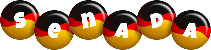 Senada german logo