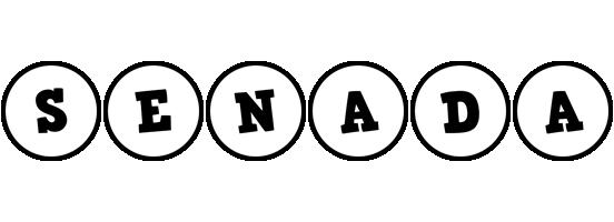 Senada handy logo