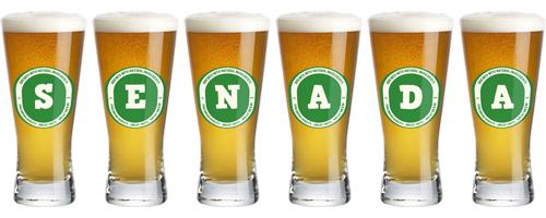Senada lager logo