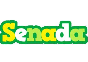 Senada soccer logo