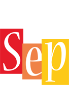 Sep colors logo