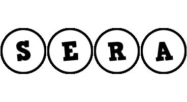 Sera handy logo