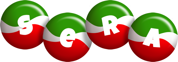 Sera italy logo