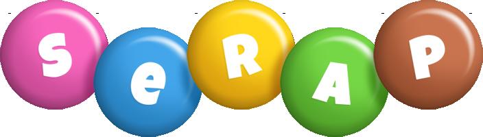 Serap candy logo