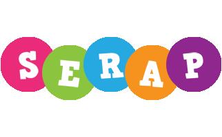 Serap friends logo