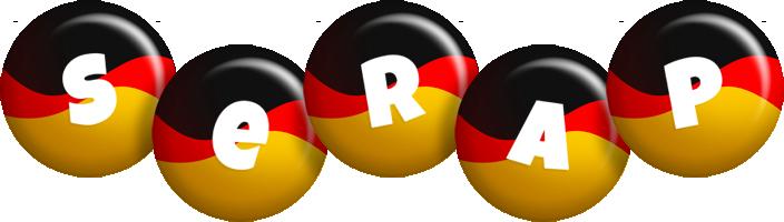 Serap german logo