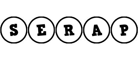 Serap handy logo